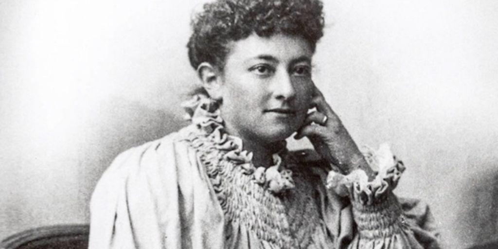 Olive Schreiner, 1855-1920