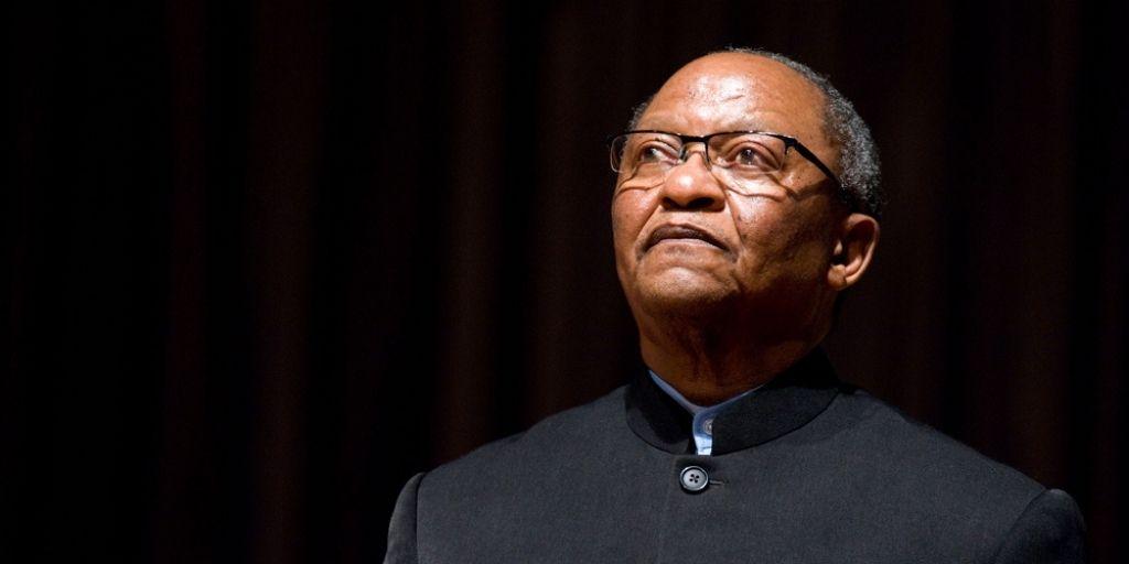 Njabulo Ndebele, born 1948