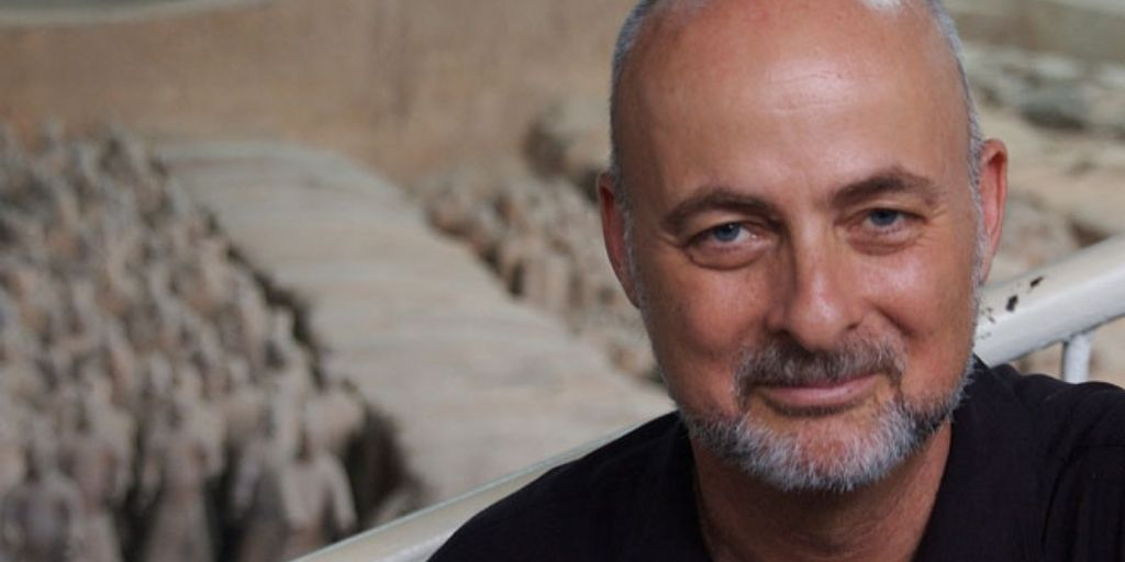 David Brin (born 1950), a scientist novelist