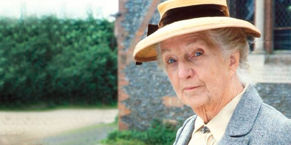miss marple, agatha christie creation