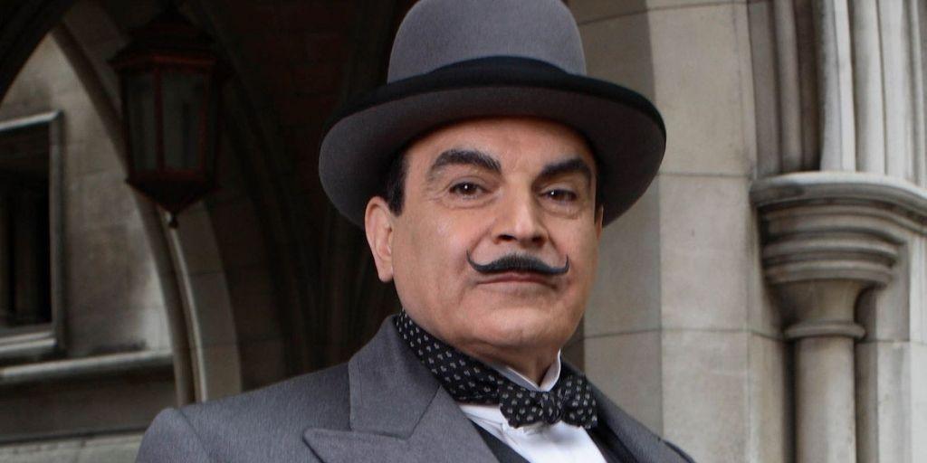 David Suchet plays Hercule Poirot from Agatha Christie books in order
